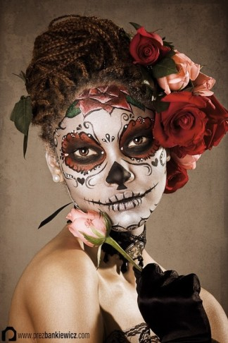 7 maquillages inspir s de la calavera mexicaine catrina weareparadox. Black Bedroom Furniture Sets. Home Design Ideas